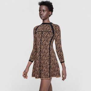 A.L.C Ready To Wear Collection Long Sleeve Dress